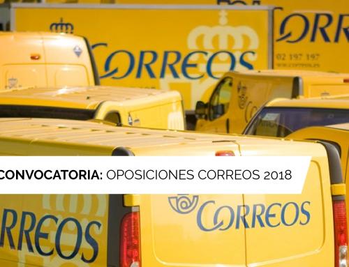 Nueva convocatoria de las Oposiciones de Correos
