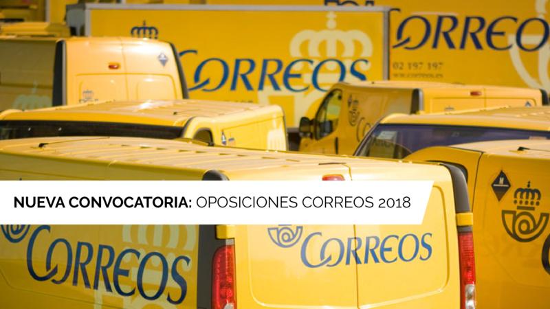 Nueva convocatoria Correos Cep online